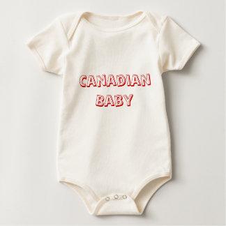 Bebê canadense babador