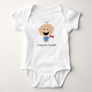 Bebé canadense - tshirt