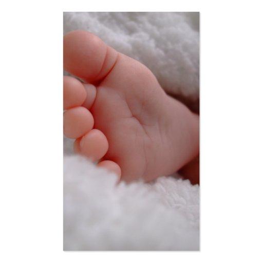 Bebê Modelos Cartao De Visita