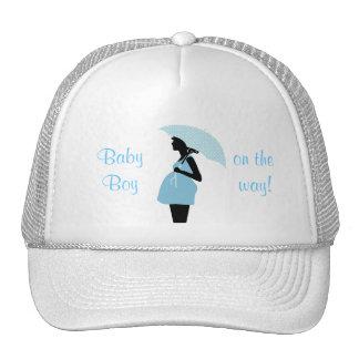 """""""Bebé chapéu na maneira"""" Boné"""