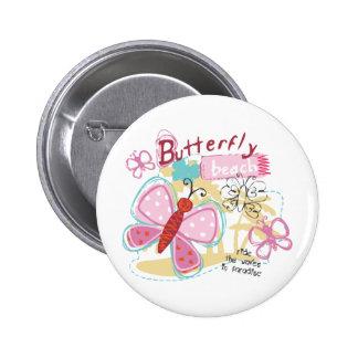 Bebê da borboleta botons