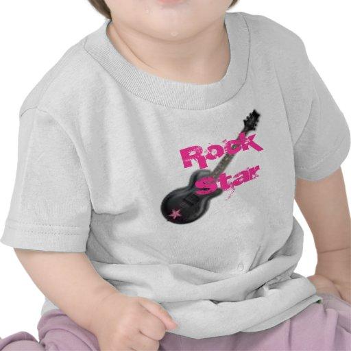 bebê da estrela do rock, estrela do rock tshirts