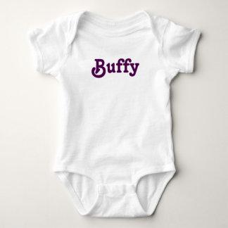 Bebê da roupa Buffy Body Para Bebê