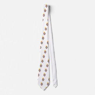 Bebé da vara gravata