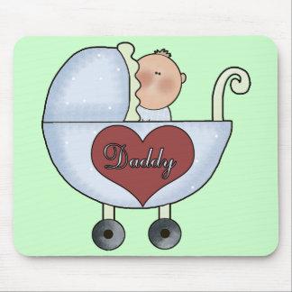 Bebé de Daddys Mousepad