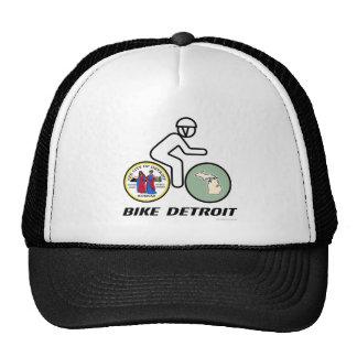 Bebê de Detroit da bicicleta Boné