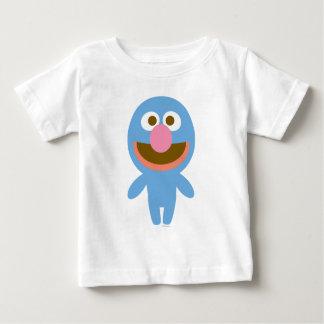 Bebê de Grover Camiseta Para Bebê