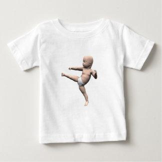 Bebê de Kung Fu! T-shirts