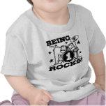 Bebê de um ano tshirts