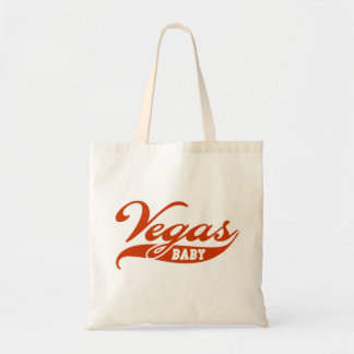 Bebê de Vegas Sacola Tote Budget