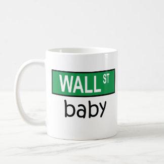 Bebê de Wall Street - caneca