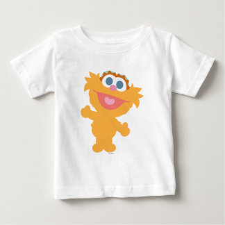 Bebê de Zoe Camiseta Para Bebê