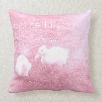 Bebê do algodão você é minha decoração do berçário almofada