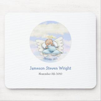 Bebé do anjo mouse pad