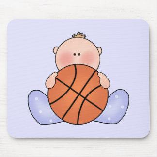 Bebé do basquetebol de Lil Mouse Pads