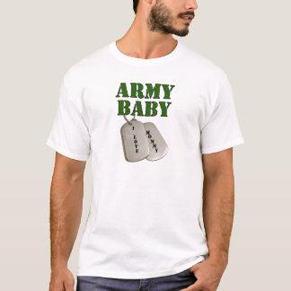 bebê do EUA-exército - mamã Camiseta
