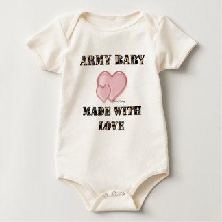 bebê do exército 7x7 feito com amor por Dani Macacão