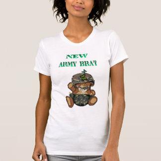 Bebê do exército do *New Camisetas