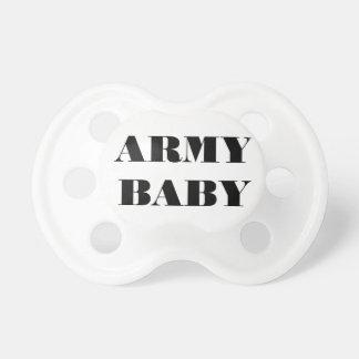 Bebê do exército do Pacifier Chupeta Para Bebê