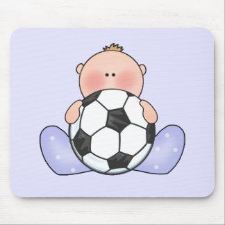 Bebé do futebol de Lil Mouse Pad