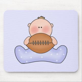 Bebé do futebol de Lil Mousepad
