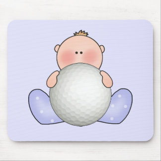 Bebé do golfe de Lil Mouse Pad