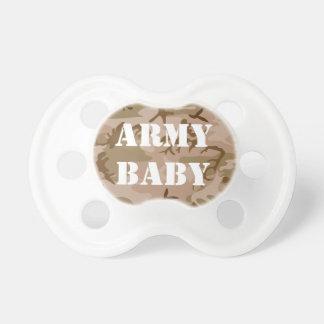 Bebê do Pacifier-Exército do bebê Chupeta