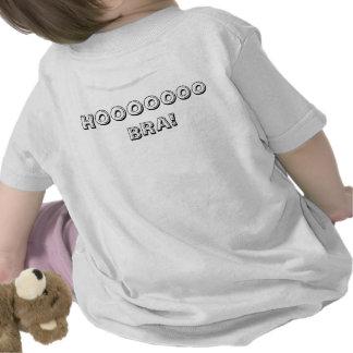 Bebê do surfista t-shirts
