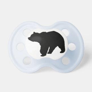 bebê do urso chupeta
