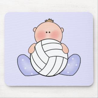 Bebé do voleibol de Lil Mousepad