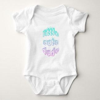 Bebê infantil da camisa da criança do gajo bonito