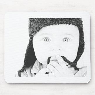 Bebê (little boy) mousepad