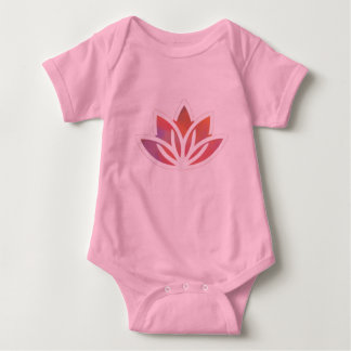Bebê multicolorido de Lotus Body Para Bebê