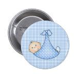 Bebé na cobertura pins