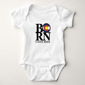 Bebê NASCIDO de Colorado da rocha do castelo uma Body Para Bebê