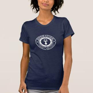 Bebê novo no T do hospital da maneira T-shirts