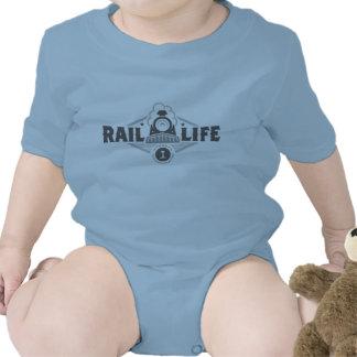 Bebê Onsie de Life™ do trilho Babador