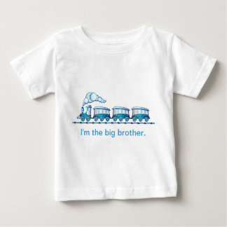 "Bebé Shirt ""big ""j ` m Brother the Camiseta Para Bebê"