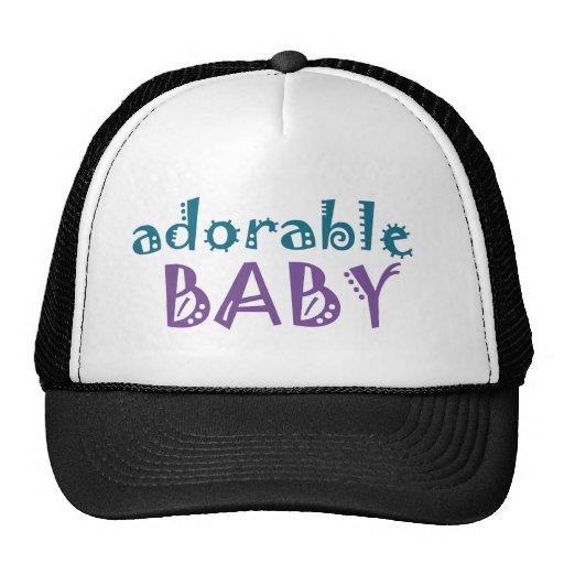 Bebê - T adorável do bebê Bone