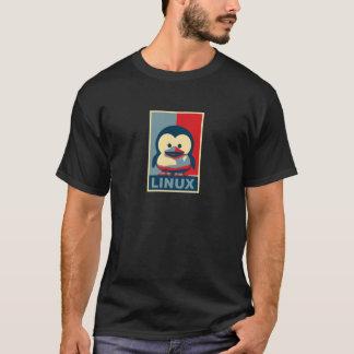 Bebê Tux Linux Camiseta