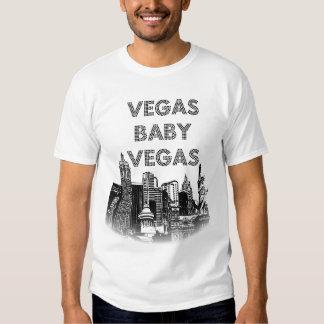Bebê Vegas de Vegas Tshirts