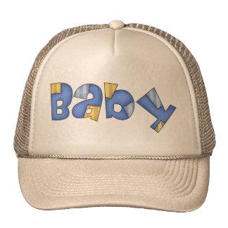 Bebês do menino bonés