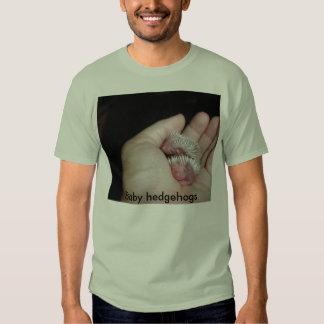 bebês do ouriço! , Ouriços do bebê Camiseta
