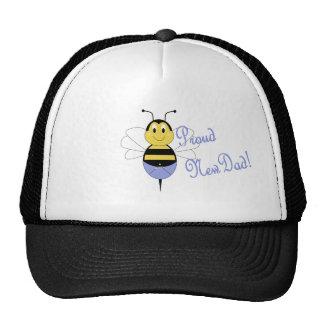 BeeBee Bumble o chapéu da abelha Boné