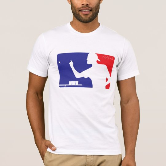 beerpong camiseta