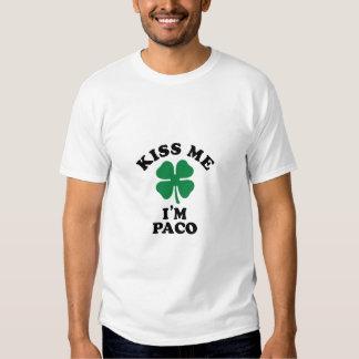 Beije-me, Im PACO Tshirts