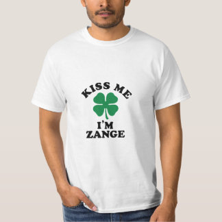Beije-me, Im ZANGE Camiseta