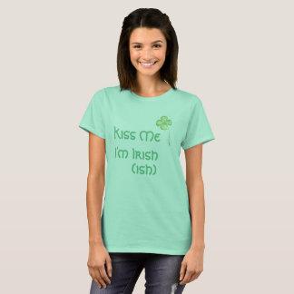 Beije-me que eu sou a camisa (ish) das mulheres