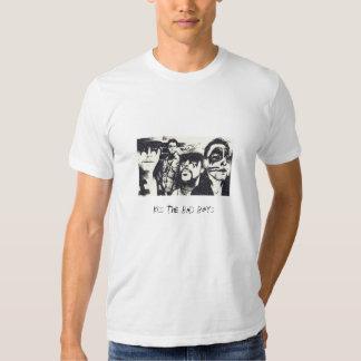 Beije os meninos maus tshirts