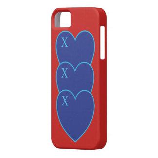Beijos e capas de iphone dos corações do amor